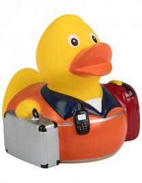 Schnabels® Quietsche-Ente Rettungssanitäter